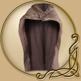 LARP Costume- Bjorn Cape with artificial fur